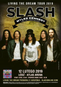 SLASH featuring Myles Kennedy and The Conspirators - Łódź