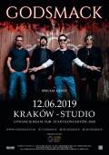 GODSMACK + Cochise - Kraków (SOLD OUT)