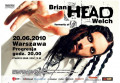 HEAD (Brian Welch) / KnoW - Warszawa