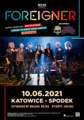 FOREIGNER + The Dead Daises - Katowice