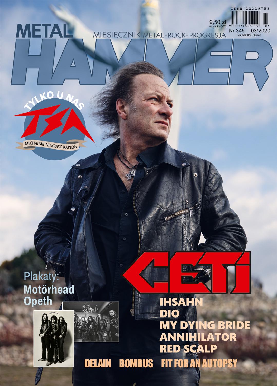 Metal Hammer CETI Grzegorz Kupczyk Oczy martwych miast